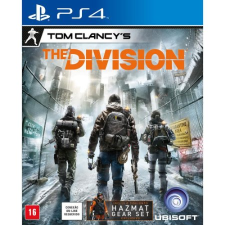 The Division - Ps4 - USADO
