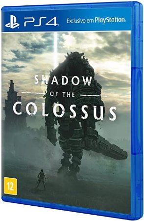 Shadow of The Colossus - PS4 - LACRADO