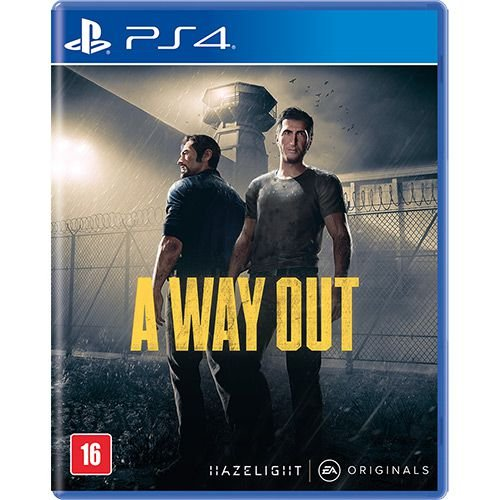 A Way Out - PS4 - LACRADO