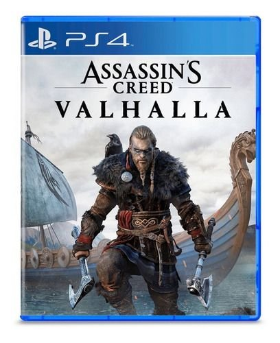 Assassins Creed Valhalla - PS4 - PRÉ-VENDA