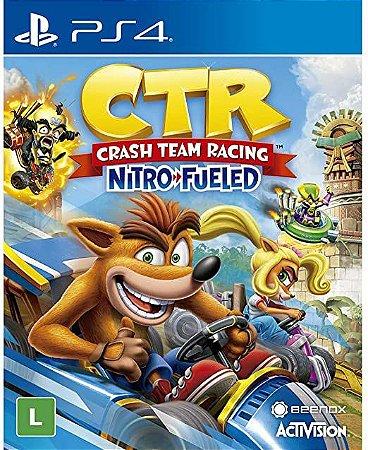 Crash Team Racing - Nitro Fueled - PS4 - USADO