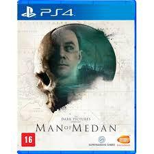 The Dark Pictures Man Of Medan - PS4 - LACRADO