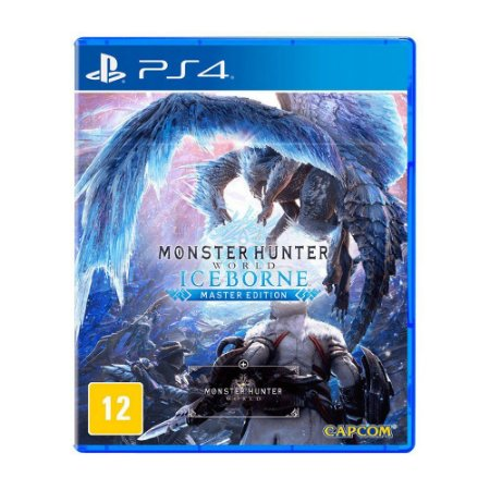 Monster Hunter Iceborn - PS4 - LACRADO