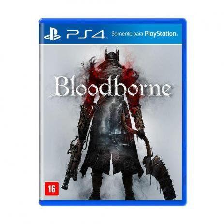 Bloodborne - PS4 - USADO