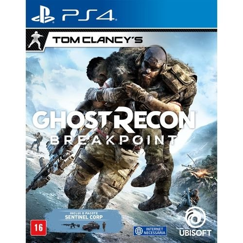 Ghost Recon Breakpoint - PS4 - USADO