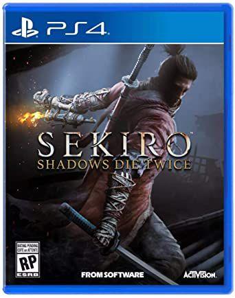 Sekiro - Shadows Die Twice - LACRADO