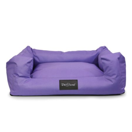 Cama Lilás (Full Purple)