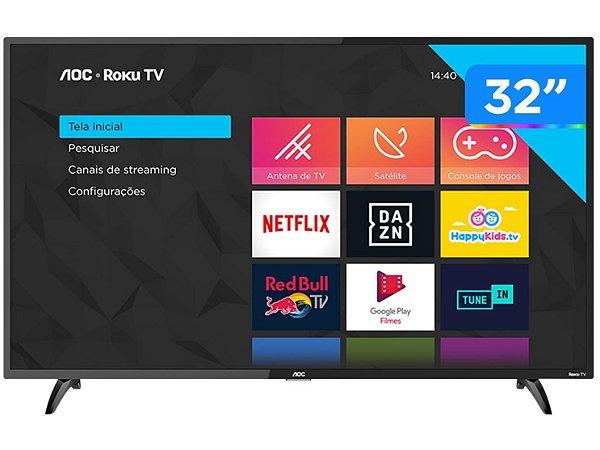 "TV 32"" LED SMART LE32S529578G HD HDMI USB"