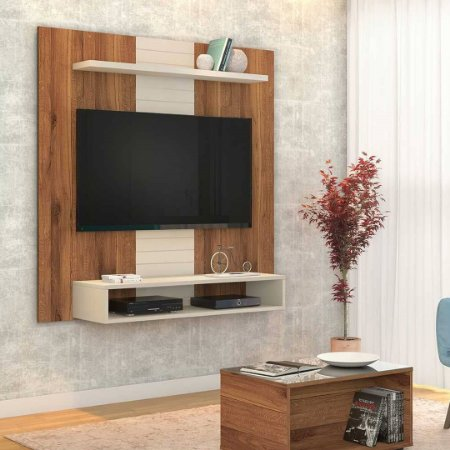 PAINEL  SMART 1,20X1,20 ./RUST TERRARA/OFF WHITE