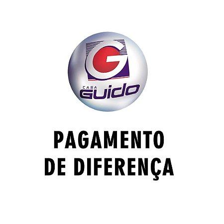 PAGAMENTO DE DIFERENÇA