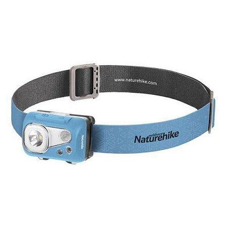 Lanterna de Cabeca Naturehike Led CREE IPX7 280L Azul