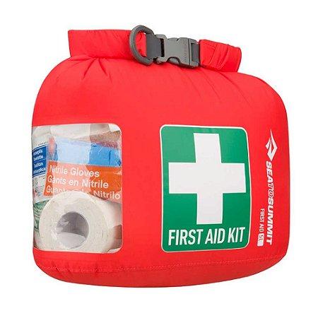 Saco Estanque Sea to Summit First Aid Dry Sack Expedidion - Vermelho