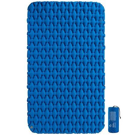 Isolante Inflavel Naturehike Sleeping Pad FC-11 Casal Azul