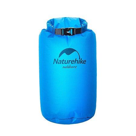 Saco Estanque Naturehike Ultralight 20 Litros - Azul
