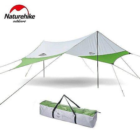 Tenda Naturehike Rising Sun Grande - Verde