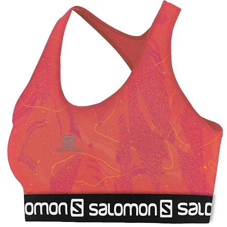 Top Salomon Impact - Salmon