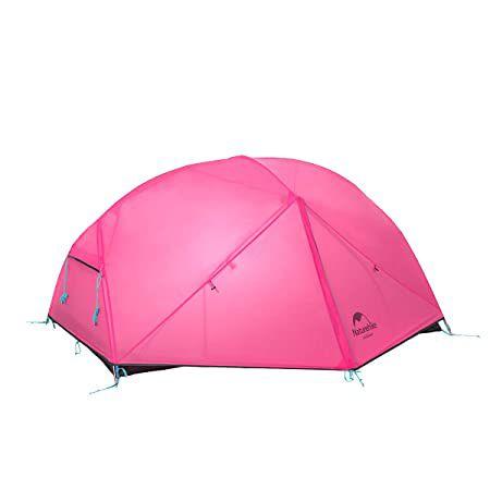 Barraca Naturehike Mongar Ultralight 2 Pessoas - Pink