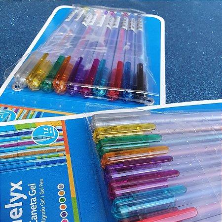 Cis canetas gel - Gelyx - 10 unidades