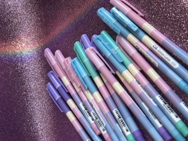 Cis caneta esferográfica Dolce Color