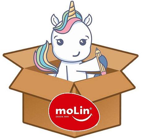 Unibox Jumbo - Edição especial MOLIN