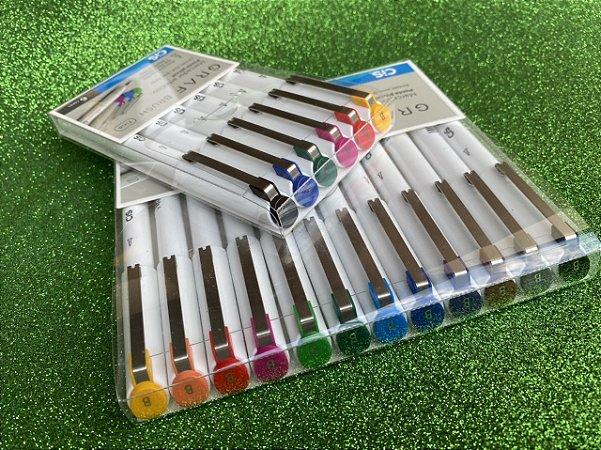 Brush Pen Graf Cis - Estojo com 6 und
