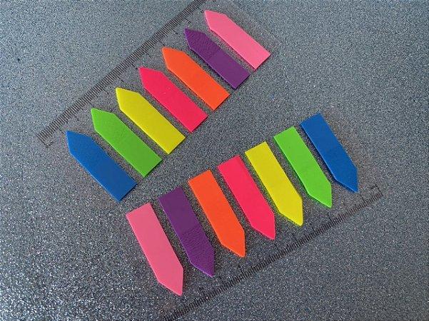 Flags Marca Páginas BRW - 7 cores