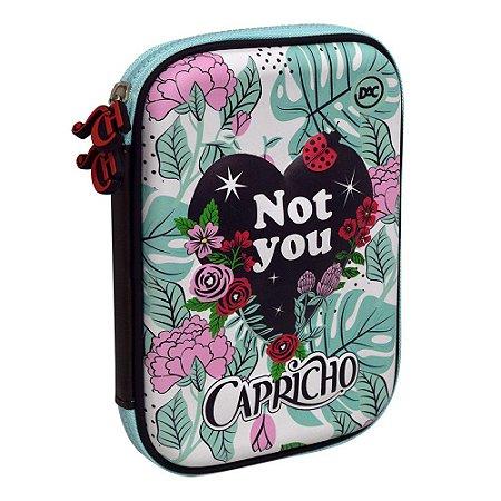 Estojo DAC Capricho Not You Botanic