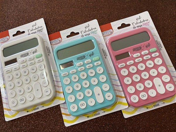 Calculadora de mesa BRW Hello!