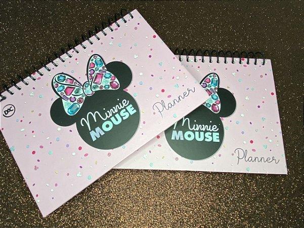Planner Permanente DAC Minnie Mouse