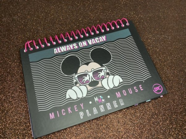 Planner Permanente - DAC - Mickey Mouse