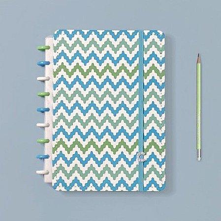 Caderno Inteligente Waves - Médio