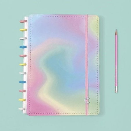 Caderno Inteligente Candy Splash - Grande