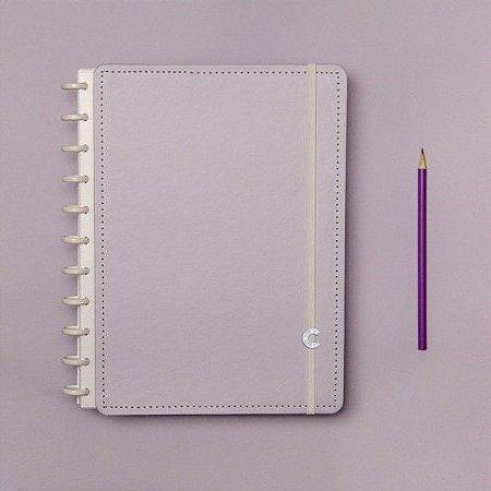 Caderno Inteligente Lilás Pastel - Grande