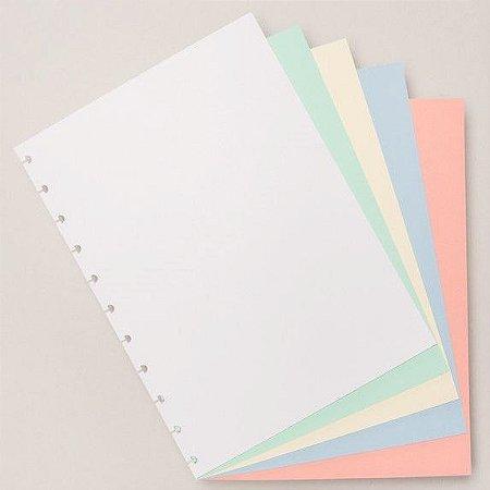 Refil Colorido Grande - Caderno Inteligente