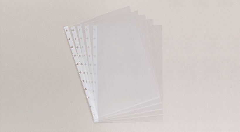 Bolsa Plástica para Caderno Inteligente Grande