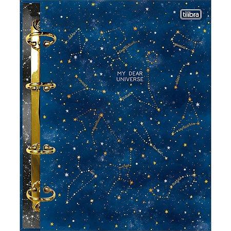 Caderno argolado Colegial - Magic - Tilibra