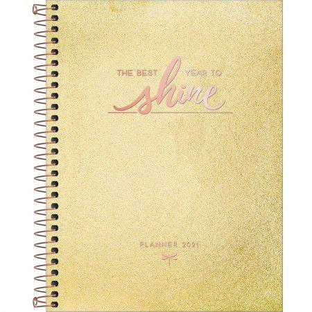 Planner Shine 2021 - Tilibra