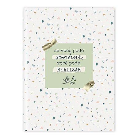 Caderno Flexível Granilite Cartões Gigantes