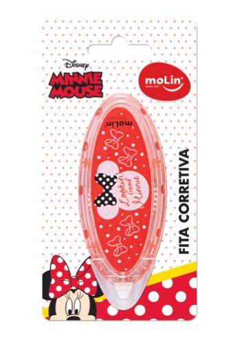 Fita Corretiva 5mm x 6m - Molin - Minnie