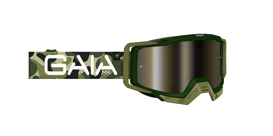 Óculos de proteção GaiaMX ARMY Pro