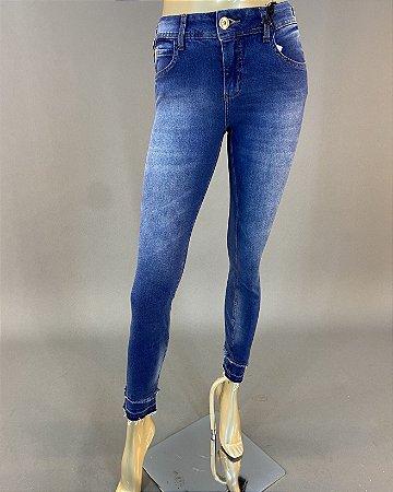 Calça Jeans Barra Desfeita Colcci