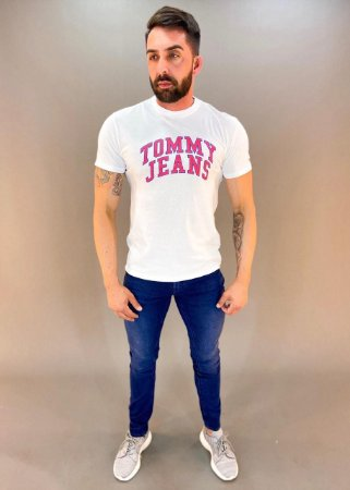 Camiseta Tommy Jeans Masculina