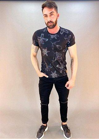 Camiseta Estampada Masculina Agathos