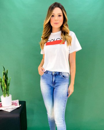 T-shirt Refletiva Feminina