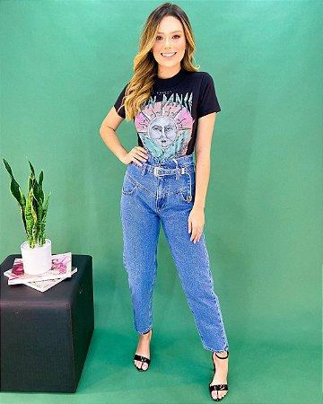 Calça Jeans Boy Feminina