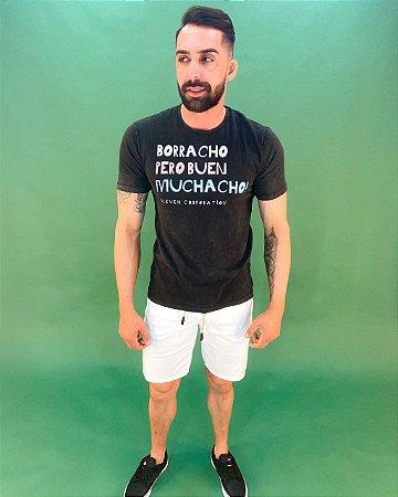 Camiseta Boracho Masculina