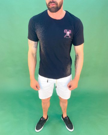 Camiseta Caveira Masculina