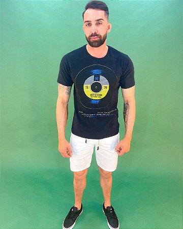 Camiseta Vinil Masculina