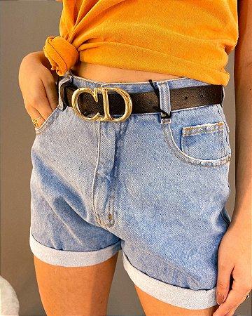 Bermuda Jeans Lady Rock Feminina