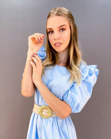 Vestido Princesa Feminino